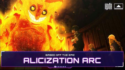 Sword Art Online Alicization Rising Steel v2.7.0 screenshots 3