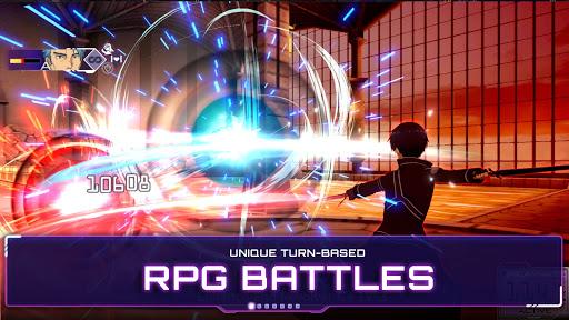 Sword Art Online Alicization Rising Steel v2.7.0 screenshots 4