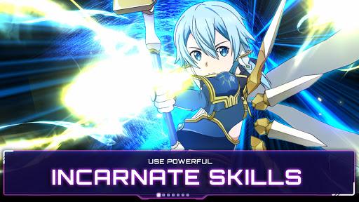 Sword Art Online Alicization Rising Steel v2.7.0 screenshots 5