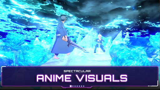 Sword Art Online Alicization Rising Steel v2.7.0 screenshots 6
