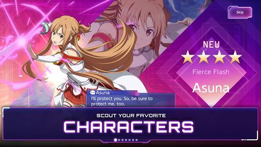 Sword Art Online Alicization Rising Steel v2.7.0 screenshots 9