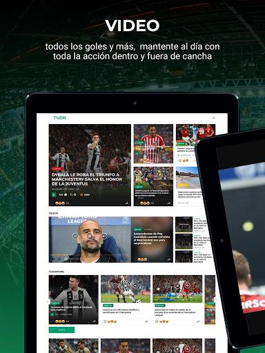TUDN Univision Deportes Network v12.3.4 screenshots 11