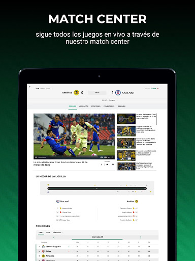 TUDN Univision Deportes Network v12.3.4 screenshots 18