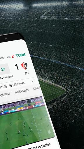 TUDN Univision Deportes Network v12.3.4 screenshots 2