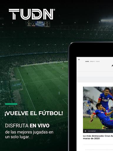 TUDN Univision Deportes Network v12.3.4 screenshots 5