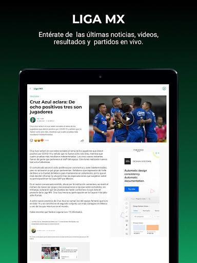 TUDN Univision Deportes Network v12.3.4 screenshots 8
