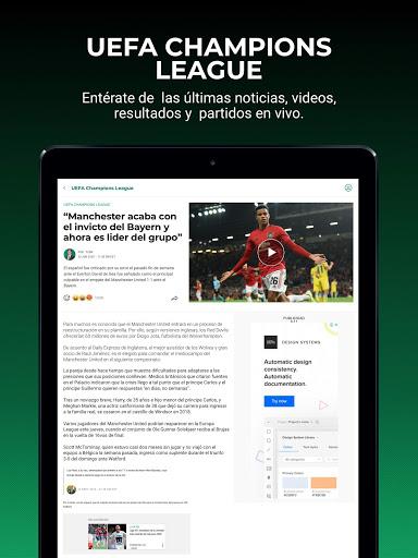 TUDN Univision Deportes Network v12.3.4 screenshots 9
