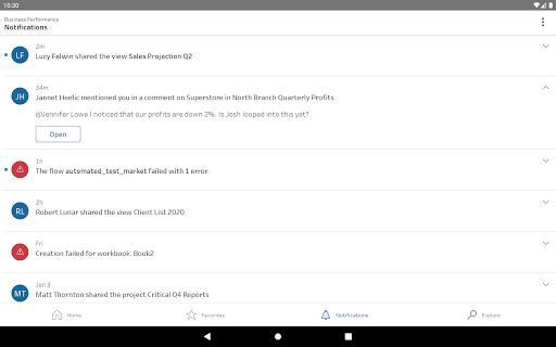 Tableau Mobile v21.503.5013 screenshots 7