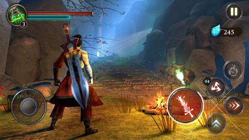 Takashi Ninja Warrior – Shadow of Last Samurai v2.3.12 screenshots 23