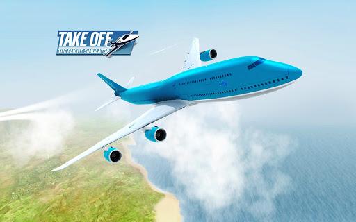 Take Off Flight Simulator v1.0.42 screenshots 8