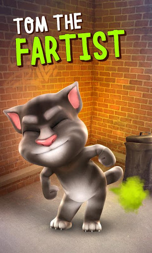 Talking Tom Cat v3.9.0.50 screenshots 1