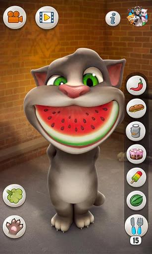 Talking Tom Cat v3.9.0.50 screenshots 2