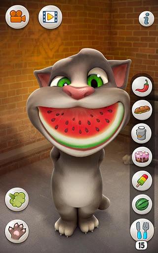 Talking Tom Cat v3.9.0.50 screenshots 8