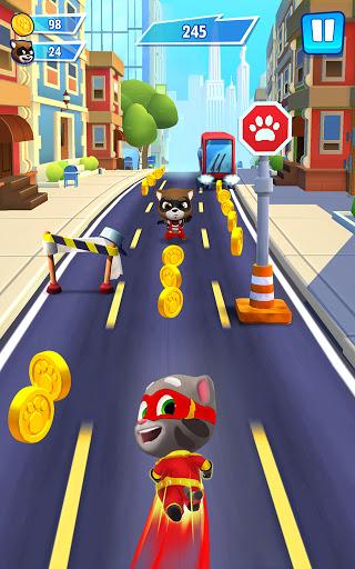 Talking Tom Hero Dash – Run Game v2.5.0.894 screenshots 1