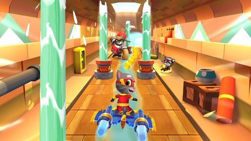 Talking Tom Hero Dash – Run Game v2.5.0.894 screenshots 12