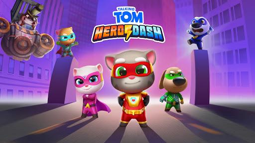 Talking Tom Hero Dash – Run Game v2.5.0.894 screenshots 13