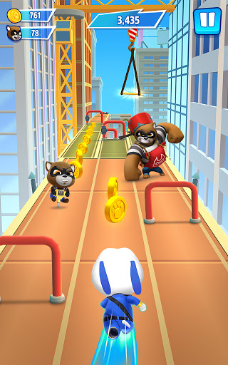 Talking Tom Hero Dash – Run Game v2.5.0.894 screenshots 15