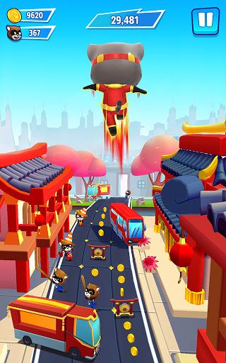 Talking Tom Hero Dash – Run Game v2.5.0.894 screenshots 8