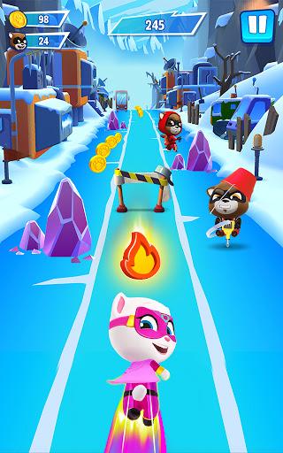 Talking Tom Hero Dash – Run Game v2.5.0.894 screenshots 9