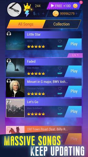 Tap Music 3D v1.7.0 screenshots 1