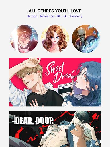 Tappytoon Comics amp Webtoons v3.0.1 screenshots 5