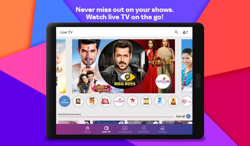 Tata Sky Mobile- Live TV Movies Sports Recharge v11.4 screenshots 19