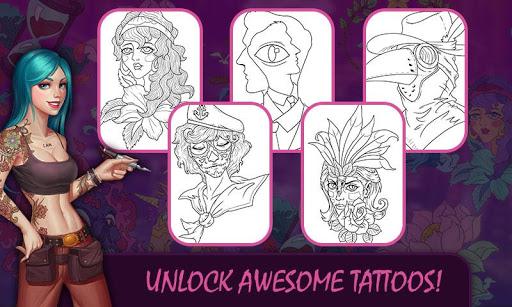 Tattoo Master v1.7 screenshots 4