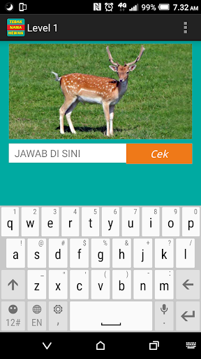 Tebak Nama Hewan v1.4 screenshots 4