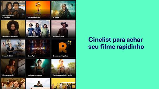 Telecine Seus filmes favoritos em streaming v4.6.4 screenshots 11
