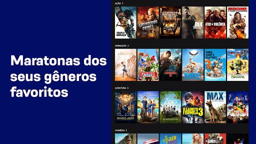 Telecine Seus filmes favoritos em streaming v4.6.4 screenshots 12