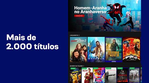 Telecine Seus filmes favoritos em streaming v4.6.4 screenshots 16