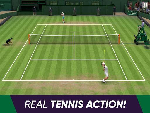 Tennis World Open 2021 Ultimate 3D Sports Games v1.1.81 screenshots 1
