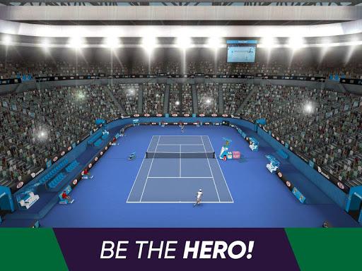 Tennis World Open 2021 Ultimate 3D Sports Games v1.1.81 screenshots 2
