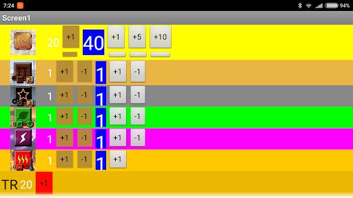 Terraforming Mars Game Board v1.0 screenshots 1
