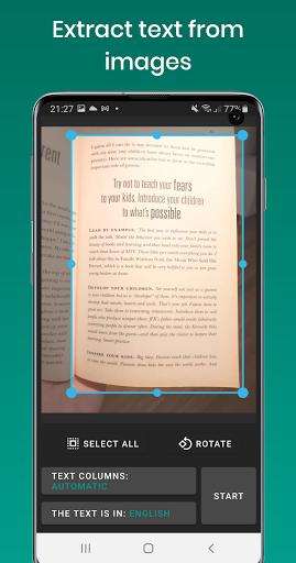 Text Fairy OCR Text Scanner v5.3.0 screenshots 1