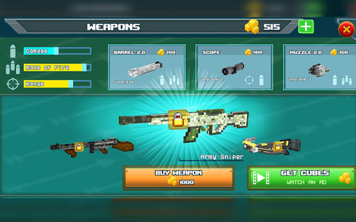 The Survival Hunter Games 2 v1.142 screenshots 20