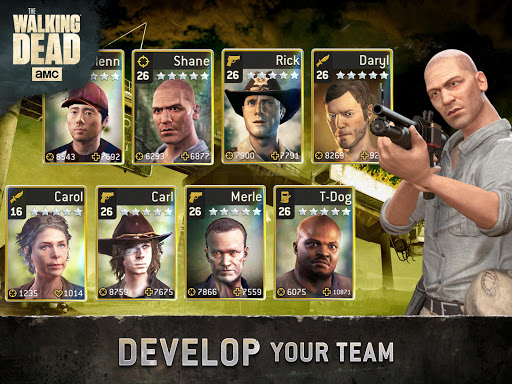 The Walking Dead No Mans Land v3.17.0.137 screenshots 16