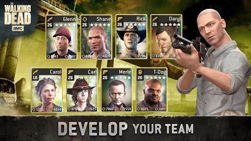The Walking Dead No Mans Land v3.17.0.137 screenshots 2
