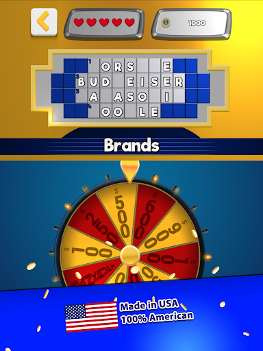 The Wheel of Fortune XD v3.9.4 screenshots 11