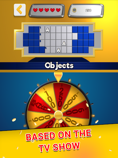 The Wheel of Fortune XD v3.9.4 screenshots 9