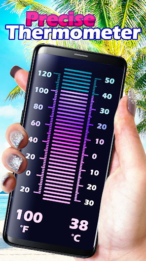 Thermometer for room v2.0 screenshots 1