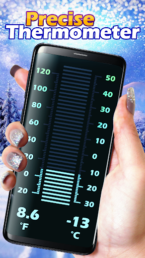 Thermometer for room v2.0 screenshots 4