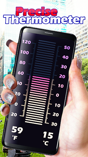 Thermometer for room v2.0 screenshots 5