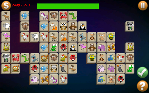 Tile Connect – Free Pair Matching Brain Game v4.87 screenshots 7