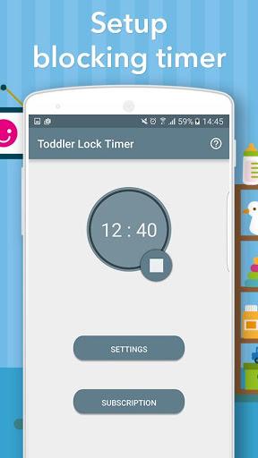 Toddler Lock Timer – For Kids under 6 v3.2.3 screenshots 2