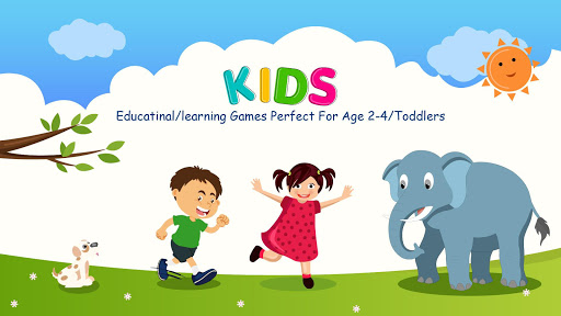 Toddlers Learning Baby Games – Free Kids Games v screenshots 1
