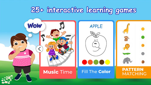 Toddlers Learning Baby Games – Free Kids Games v screenshots 9