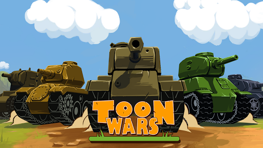 Toon Wars Awesome PvP Tank Games v3.62.5 screenshots 1