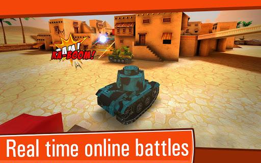 Toon Wars Awesome PvP Tank Games v3.62.5 screenshots 2