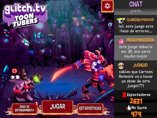 ToonTubers – Glitch TV v1.0.7 screenshots 5